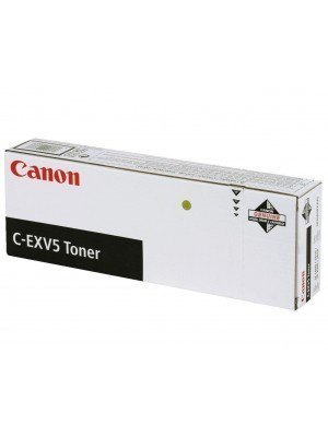 Canon C-EXV5 (6836A002) Συμβατό Toner Black 2 Τεμαχίων