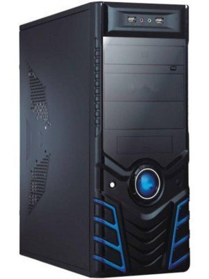 Case Gamer ACH-A2 Midi ATX Black