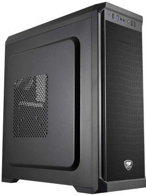 Cougar MX330-X Middle ATX Black Κουτί Η/Υ