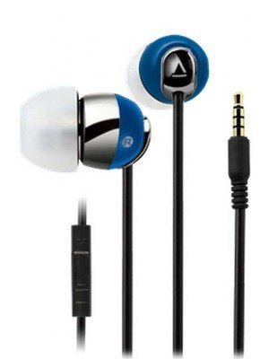 Creative Headphones In Ear HS-660i2 Μπλε