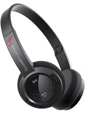 Creative Sound Blaster Jam Headset - Ακουστικά Μαύρο