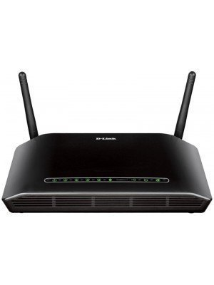 D-Link N300 Wireless ADSL2+ Modem Router