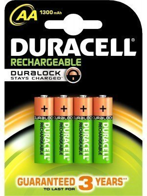 Duracell DC Suprm NM SCA2450 1.2V Επαναφ. Μπαταρία AA 4 Τεμάχια