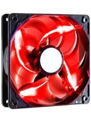 Coolermaster Sickleflow 12cm 2000 RPM Led Case Fan Κόκκινο