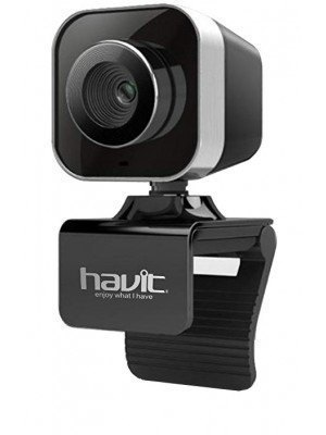 Havit HV-N630 Web Camera Μαύρη