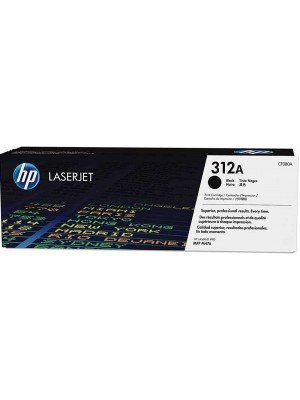HP 312A Toner Black CF380A