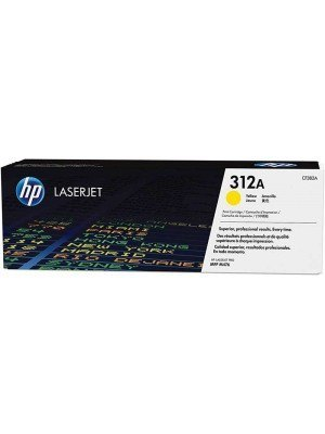 HP 312A Toner Yellow CF382A