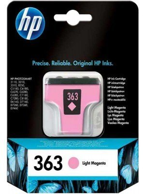 HP 363 Μελάνι Light Magenta C8775EE