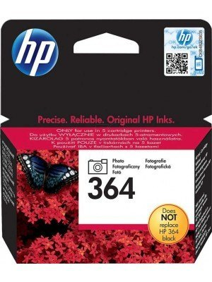 HP 364 Μελάνι Photo Black CB317EE