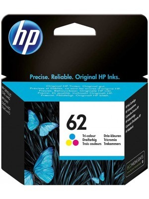 HP 62 Μελάνι Tri-Colour C2P06AE