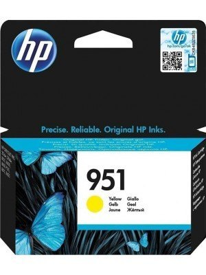 HP 951 Μελάνι Yellow CN052AE