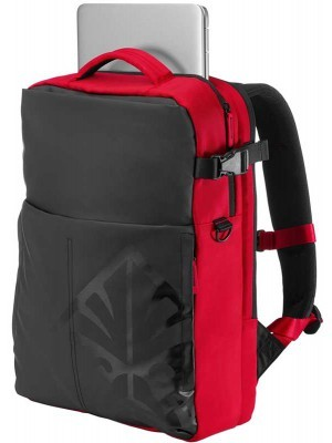 "HP OMEN Backpack 17.3"" Κόκκινο"
