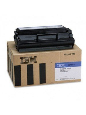 IBM 28P2412 Return Prog Original Toner Black