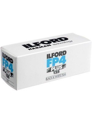 Ilford S 120 FP4 Plus