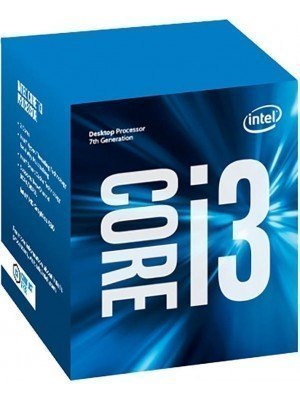 Intel CPU 2Core Core i3-7100 3.9GHz s1151 Επεξεργαστής BX80677I37100