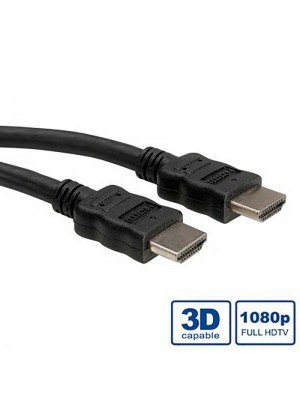 Καλώδιο HDMI W/Ethernet 15m M/M