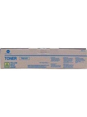 Konica Minolta TN210Y (8938510) Original Toner Yellow