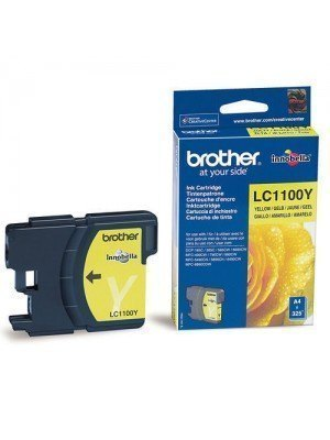 Brother LC-1100Y Original Μελάνι Yellow