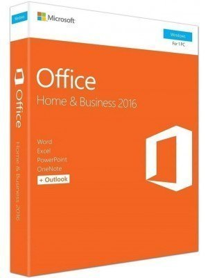 Microsoft Office Home and Business 2016 Eng - 1 Άδεια