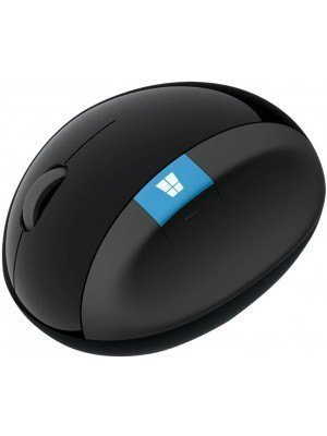 Microsoft Sculpt Ergonomic Mouse - Ασύρματο - Μαύρο