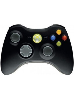Microsoft Xbox 360 Wireless Controller Μαύρο