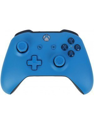 Microsoft Xbox One Blue Vortex Limited Edition Controller