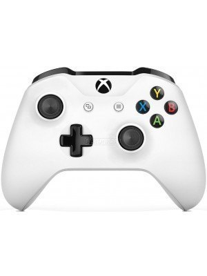 Microsoft Xbox One New Controller Λευκό