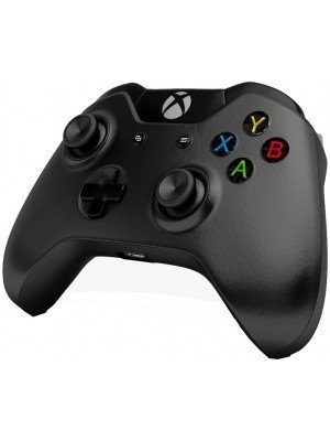 Microsoft Xbox One New Controller Μαύρο & Wireless Adapter Windows 10