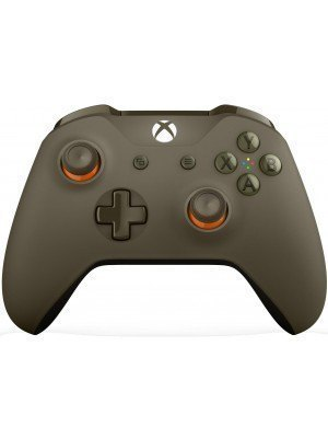 Microsoft Xbox One New Controller Πράσινο
