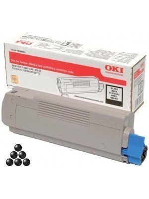 OKI 46508712 Original Toner Black