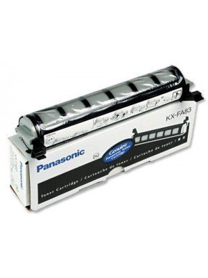 Panasonic KX-FA83X Original Toner Black