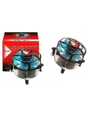 Nilox 98x98 Intel CPU Active Cooler Fan