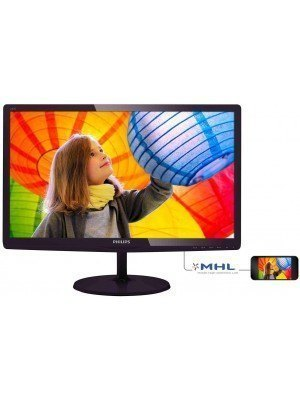 Philips LCD monitor E-line 247E6QDAD/00 LED IPS - 23.6""