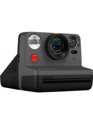 Polaroid Now Camera Μαύρο