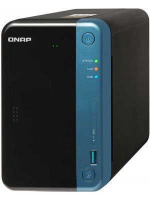 QNAP 2Bay NAS TS-253Be-4G + HDD 1TB