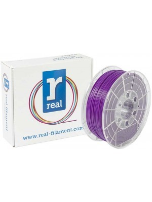 Real Filament PLA 3D Printer 1.75mm / 0.5Kg Μωβ