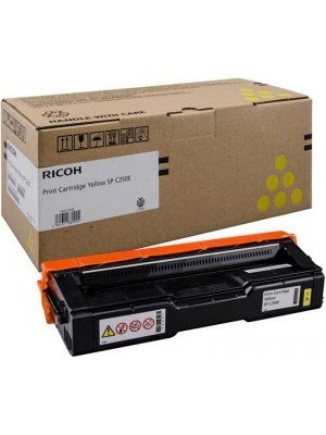 Ricoh Aficio 407546 Yellow