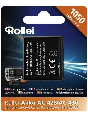 Rollei 20132 Επαναφορτιζόμενη Μπαταρία