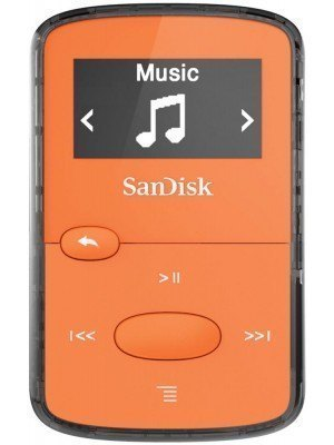 SanDisk Sansa Clip JAM 8GB Orange