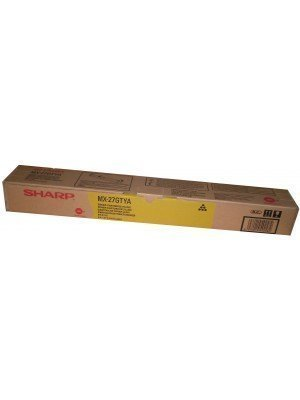Sharp MX27GTYA Original Toner Yellow