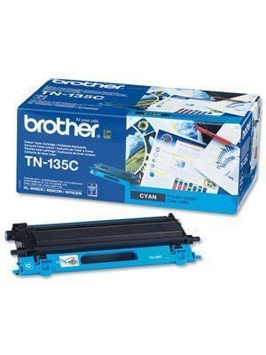 Brother TN-135C Original Toner Cyan