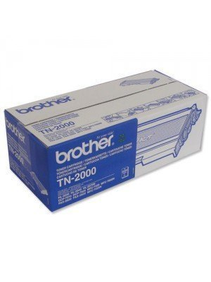 Brother TN-2000 Original Toner Black