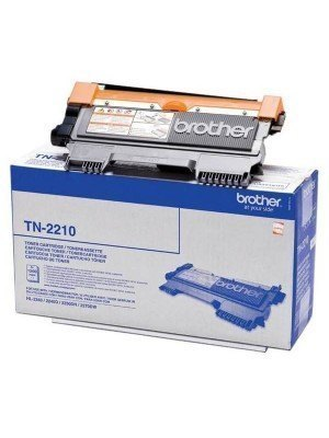 Brother TN-2210 Original Toner Black