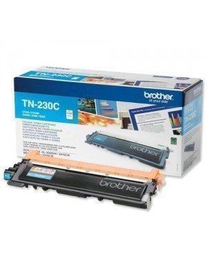 Brother TN-230C Original Toner Cyan