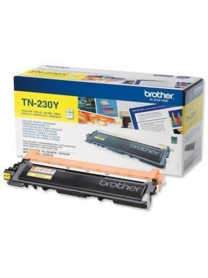 Brother TN-230Y Original Toner Yellow