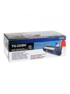 Brother TN-320BK Original Toner Black