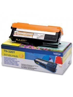 Brother TN-320Y Original Toner Yellow