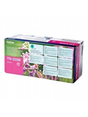 Brother TN-320M Original Toner Magenta