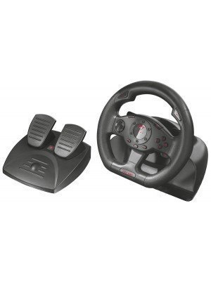 Trust GXT 580 Vibration Feedback Racing Wheel Ενσύρματο - PC/PS3