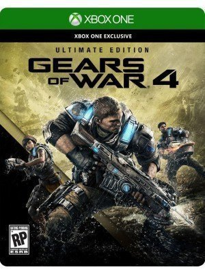 XBOX One - Gears of War 4 Ultimate Edition